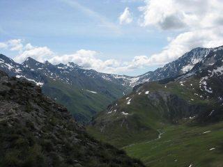 La Valle di Thuras con la Ramiere