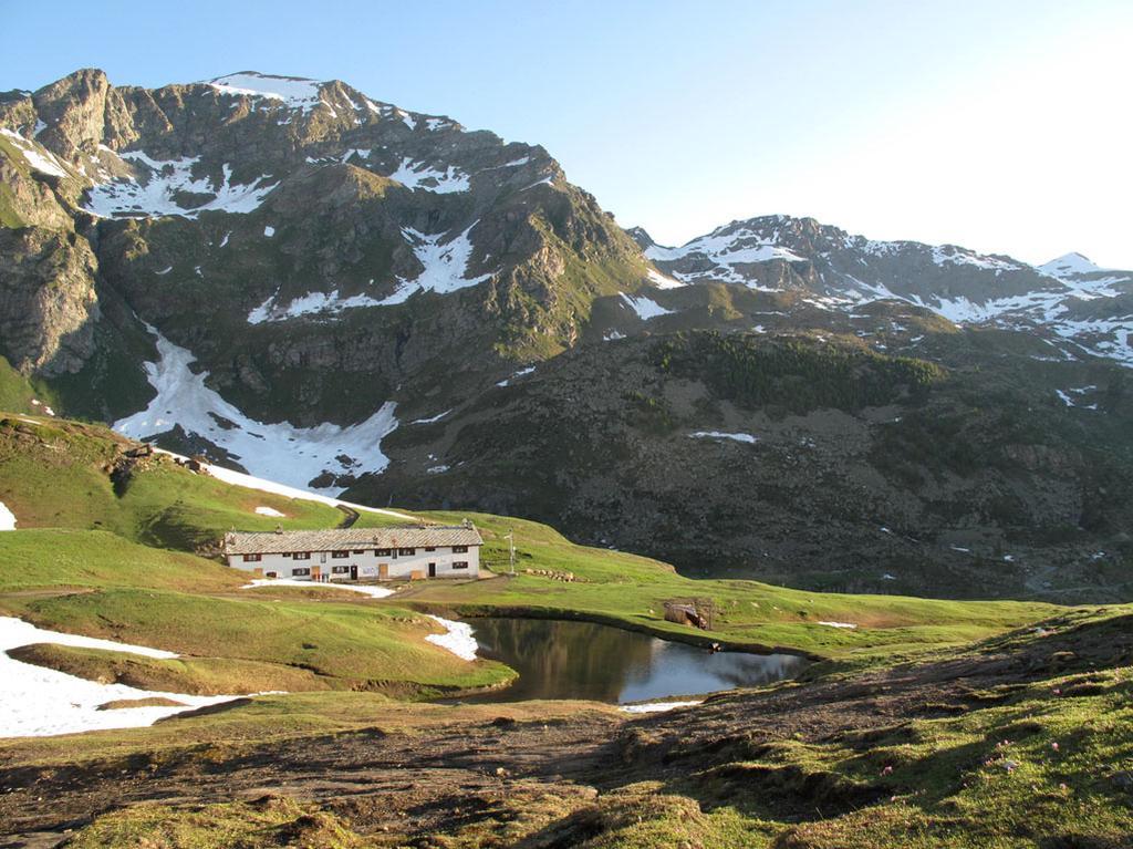 rifugio Dondena