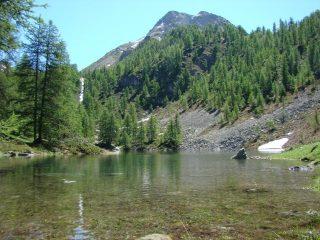 lago di Charey e Tantane