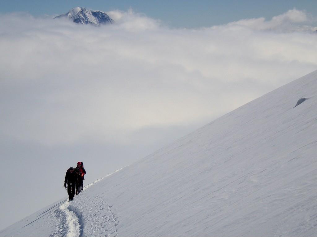la nubi sotto i 3000mt