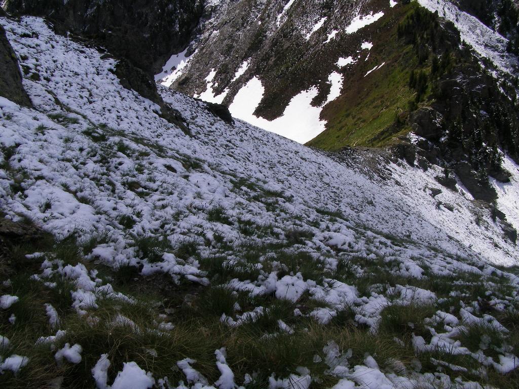 La neve del 21 giugno