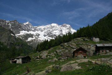 Monte Rosa valsesiano