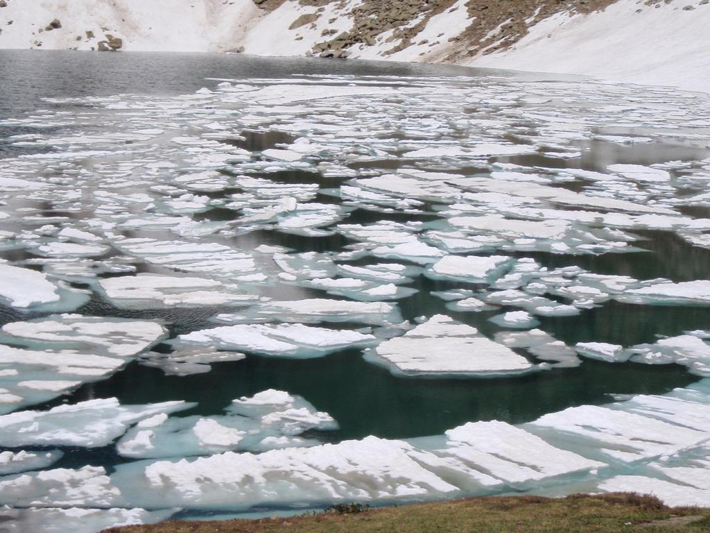 lago Agnel o fiordo Norvegese?
