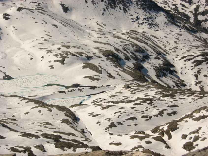 rifugio du Carrò e laghi