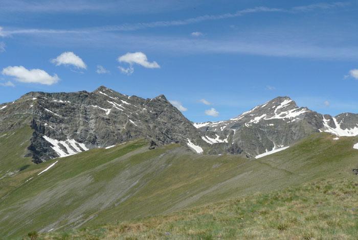 Colle Bondormir, Monte Ferra e Mongioia