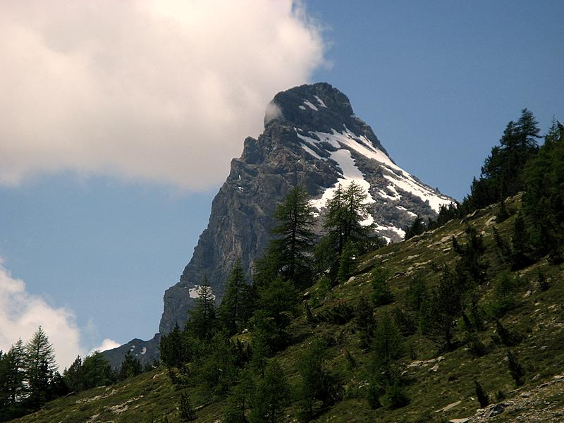 Mont Avic da Pian Tsaté