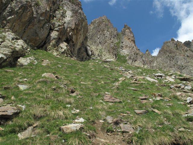 Gran Cayre de la Madone Aretre de la Fenetre 2009-06-28