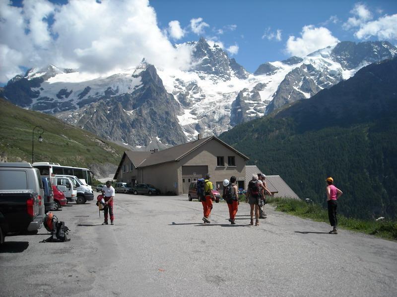 Mines du Grand Clot Via Ferrata 2009-06-28