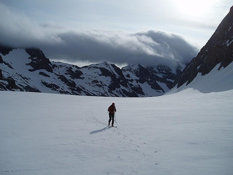 il lungo glacier