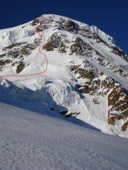 parte alta (ultimi 400m)