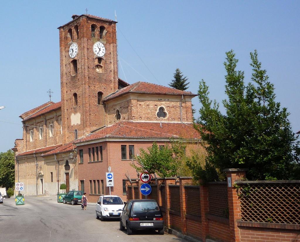 Ceresole, la parrocchia