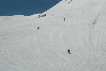 Ampi pendii superiori   I   Les vastes pentes en haut   I   Broad slopes higher up   I   Weite Hänge oberhalb   I   Amplias pendientes superiores