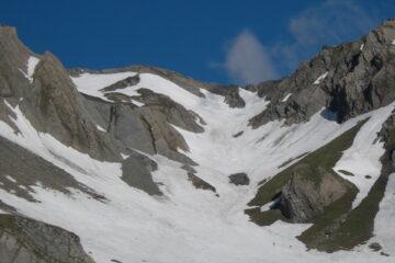 Il ripido vallone da salire   I   Le raide vallon de la montée   I   The steep ascent valley   I   Das steile Aufstiegstal   I   El empinado valle a subir