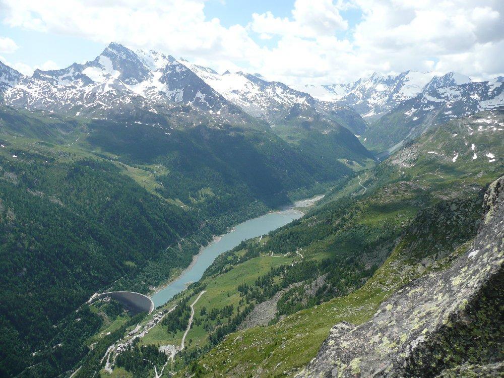 La valle.