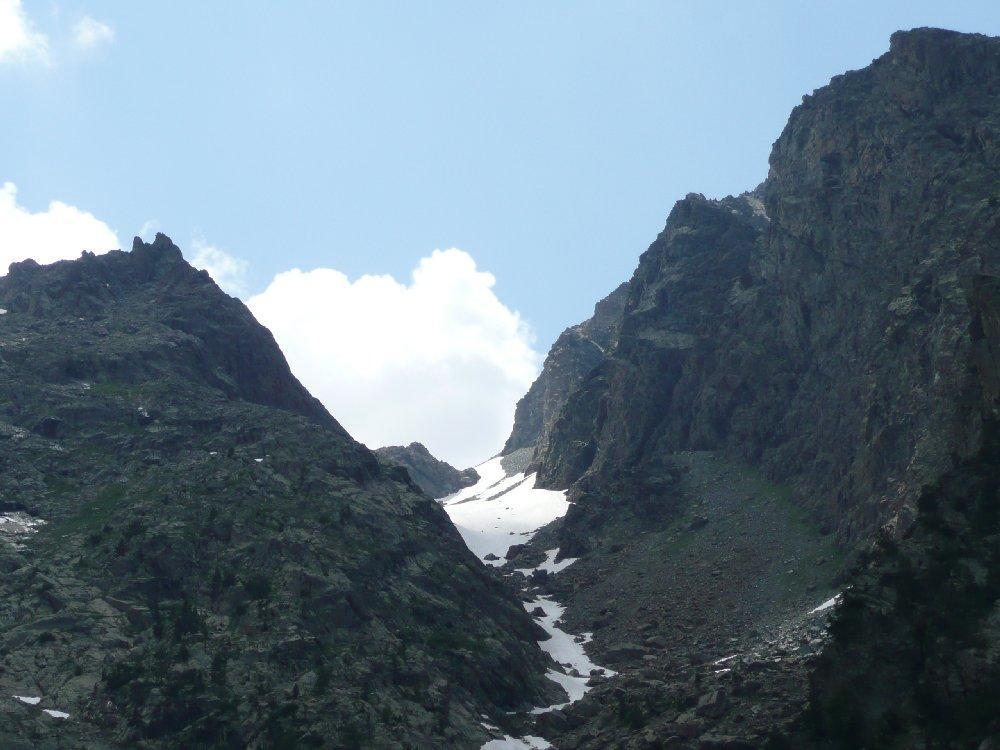 Gran Gorge.