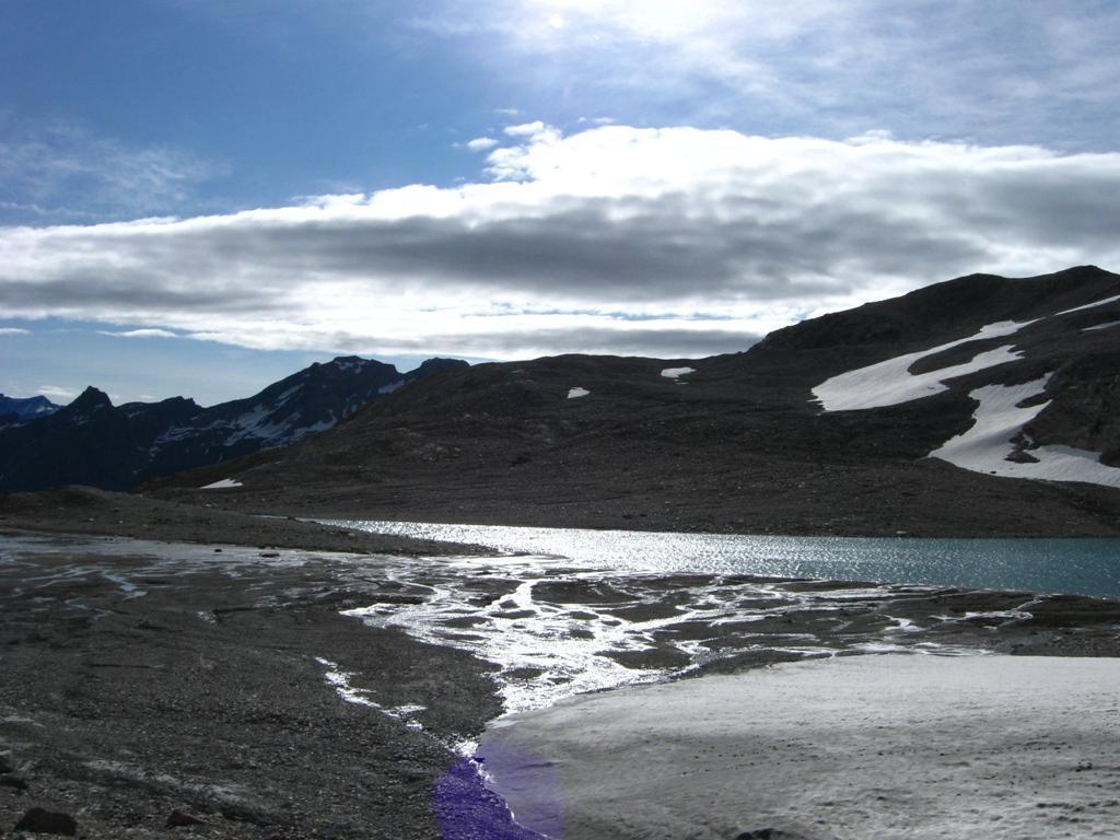 Controluce al lago Golletta