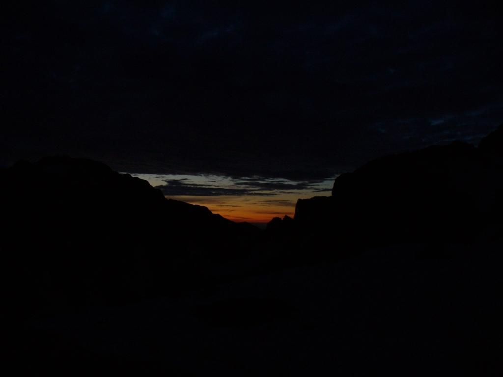 l'alba del nuovo giorno