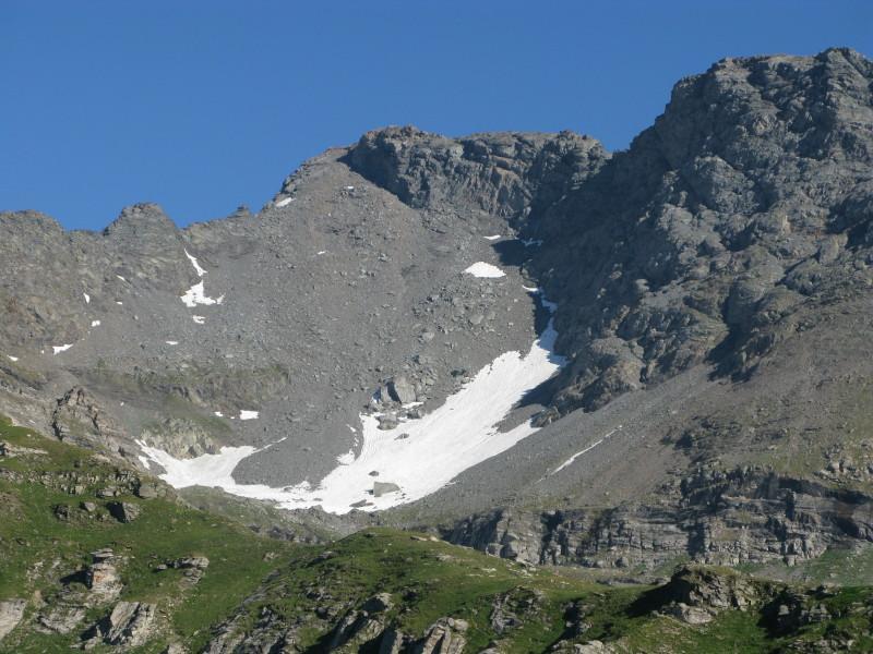 Nevai sotto il Giusalet