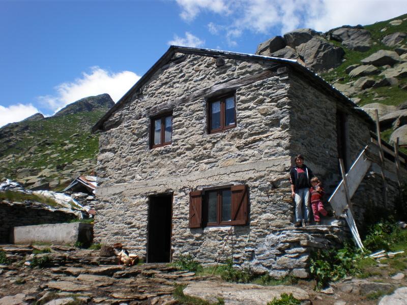 seconda e terza generazione all'alpe balma 2001m