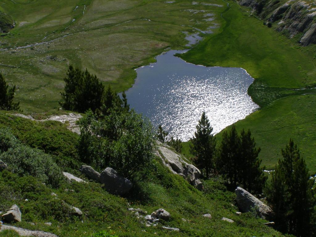 Uno dei tanti laghi