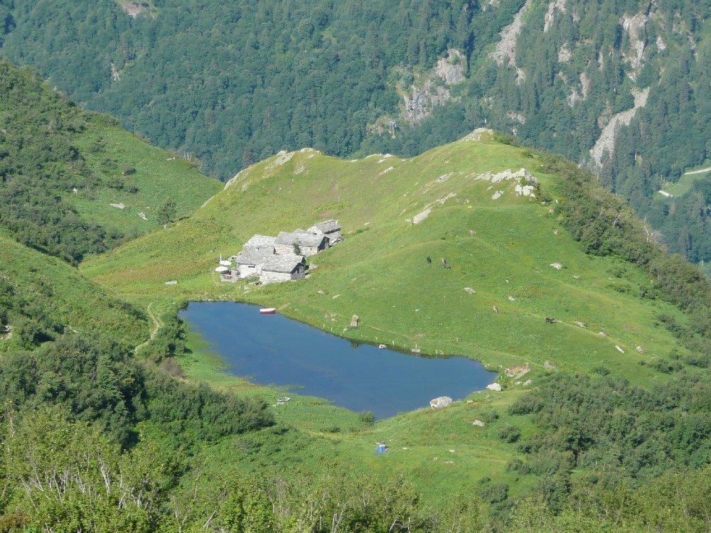 Sopra Alpe Campo