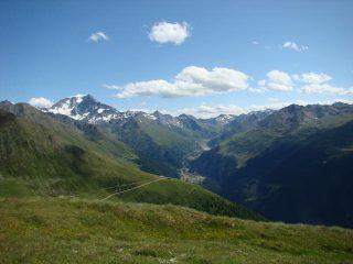 vallone Entremont dal Gran san Bernarto al col de Mille