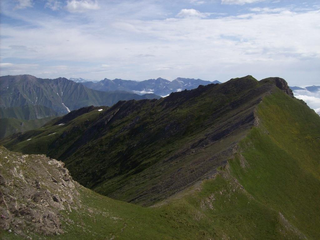 Colletto delle Fontane e Monte Selletta
