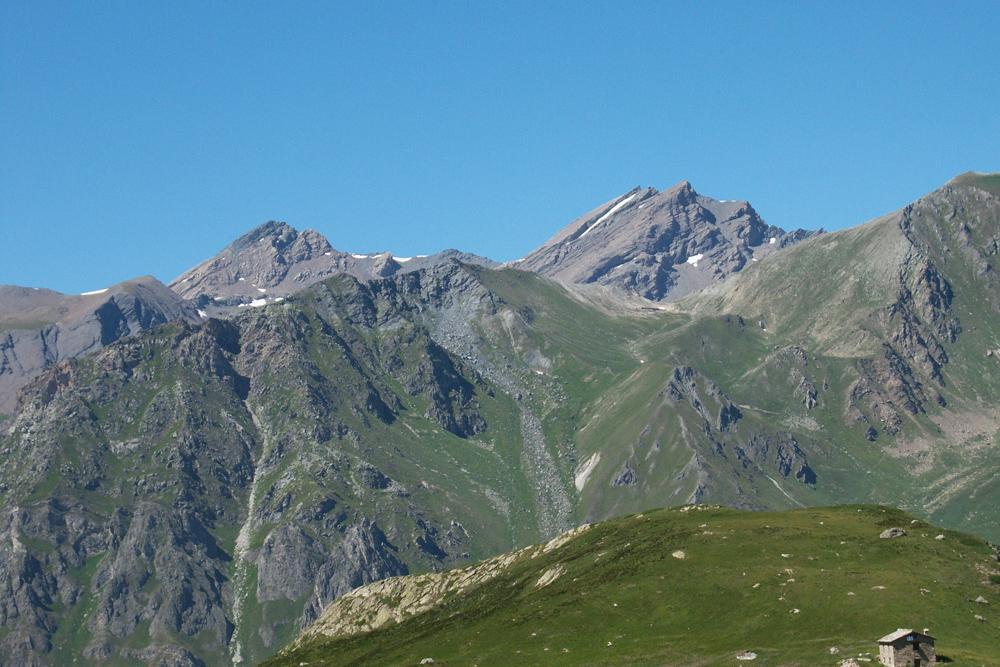 Panorama con Mongioia