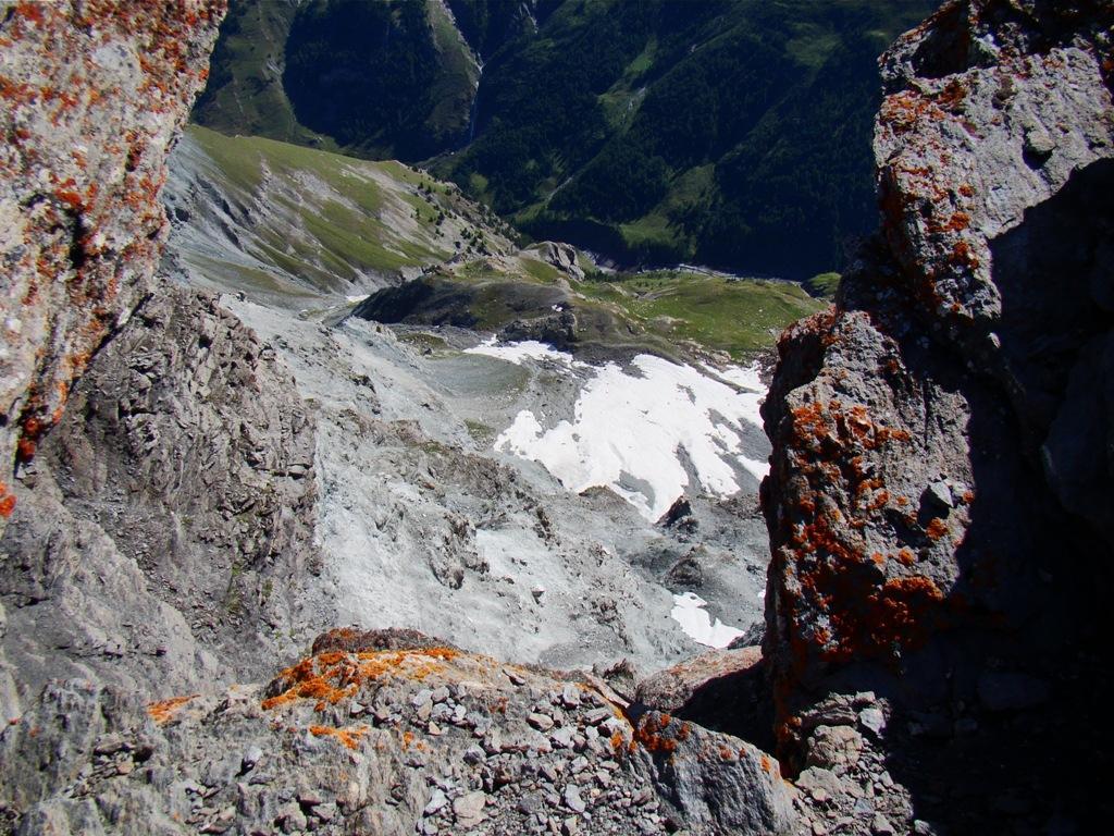 Finestra sulla Val Troncea....