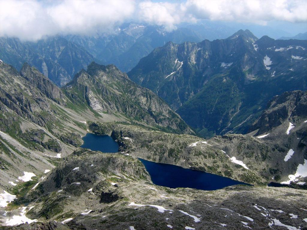 Laghi di Crosa (versante ticinese)