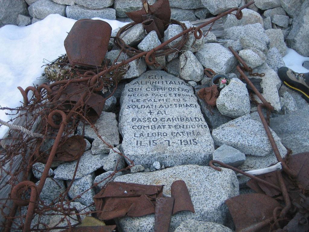 La tomba austriaca