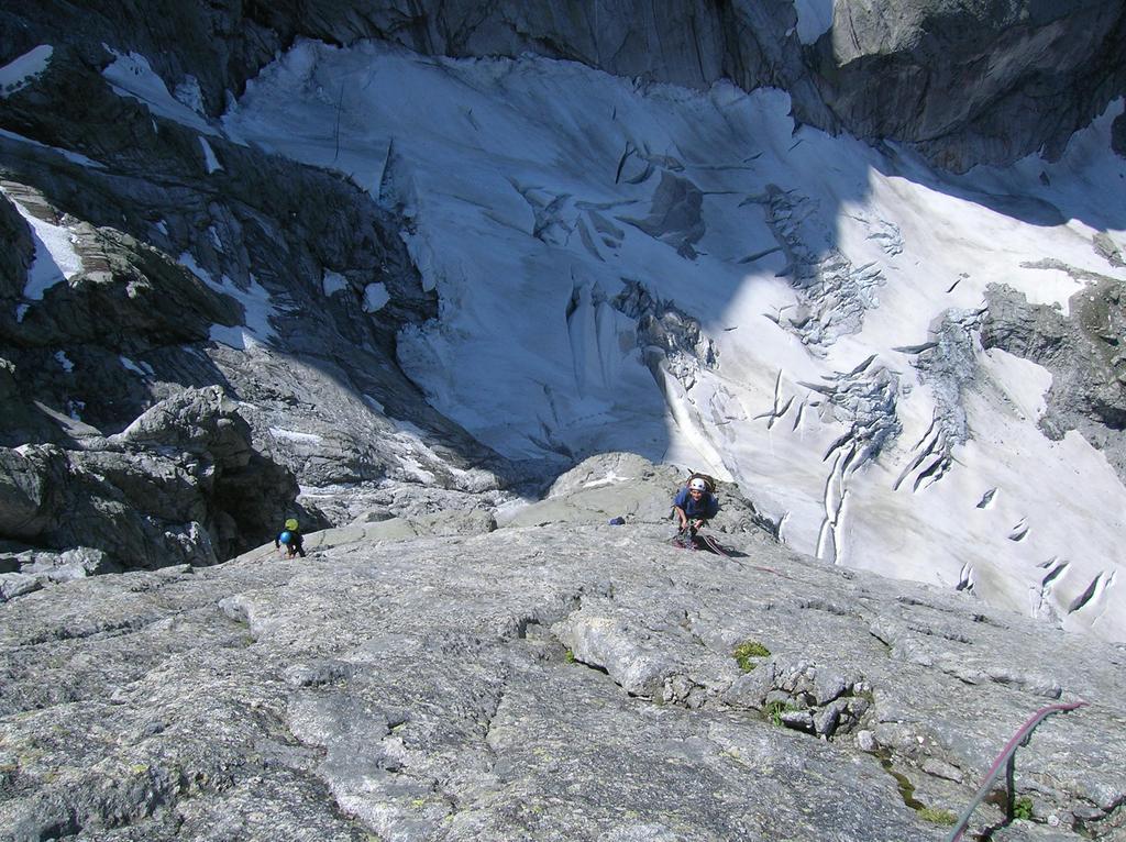 Cengalo (Pizzo) Gaiser-Lehmann 2009-07-27