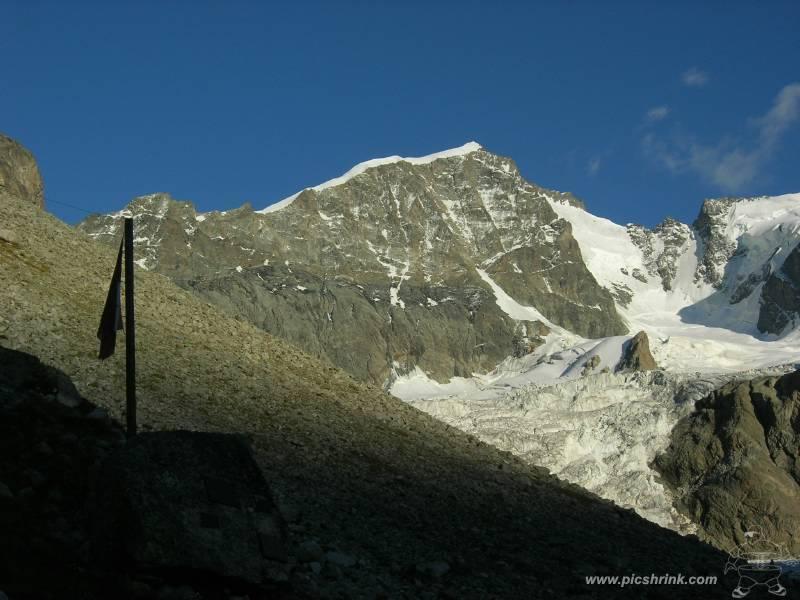 ..tramonto sul Bernina..foto m.conti