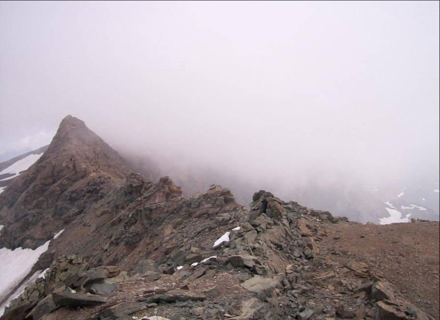 Colle della Nivoletta 3130m