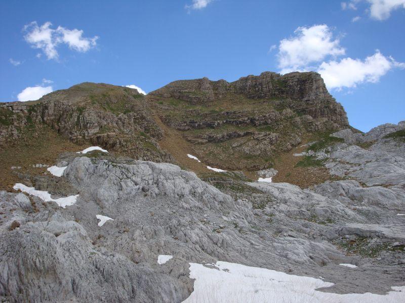Pico de Aspe per la valle di Aìsa 2009-08-01