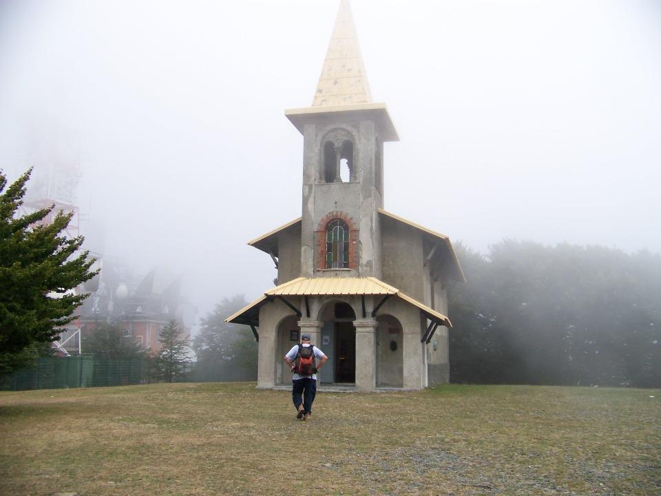 chiesetta del Beigua