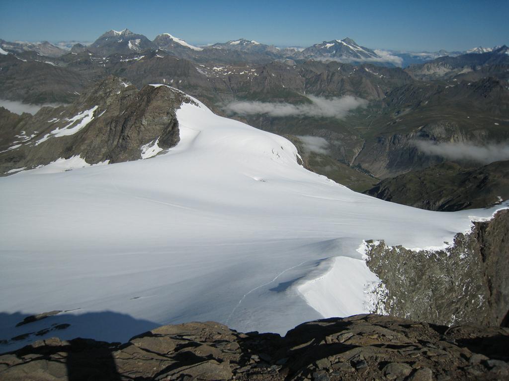 Glacier du Grand Fond
