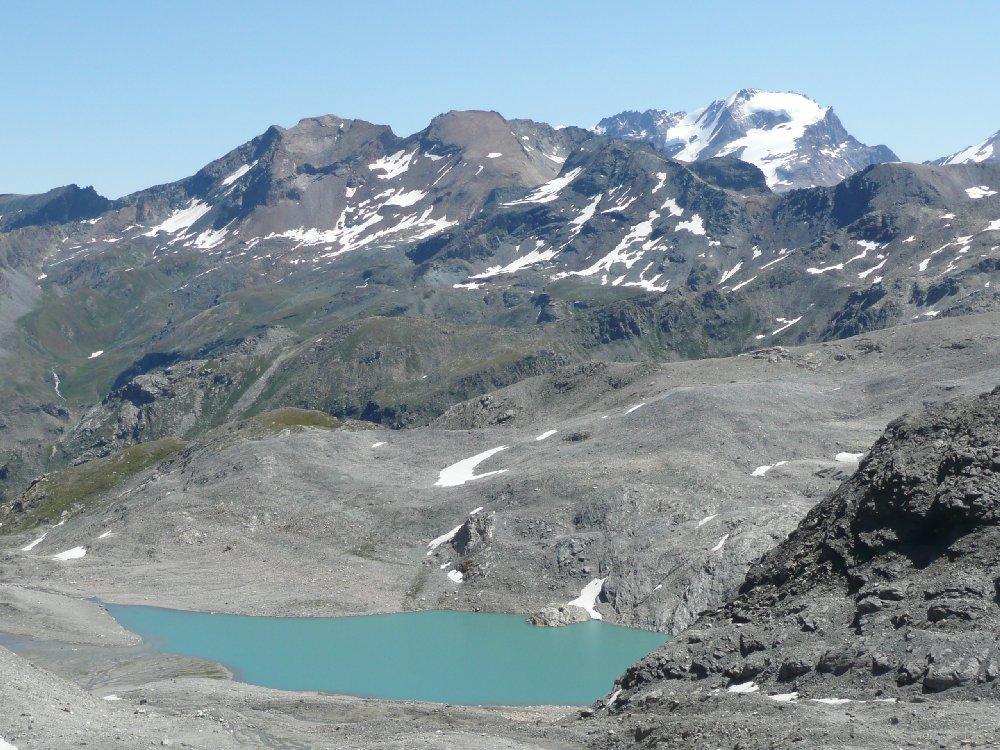 Lago e Grampa.