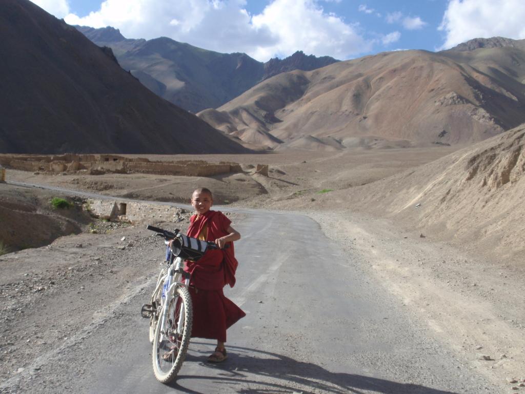Ladakh, da Manali giro (13 gg) 2009-08-05
