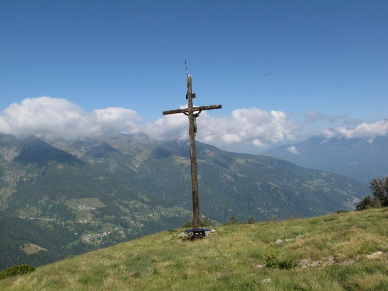 Croce di vetta