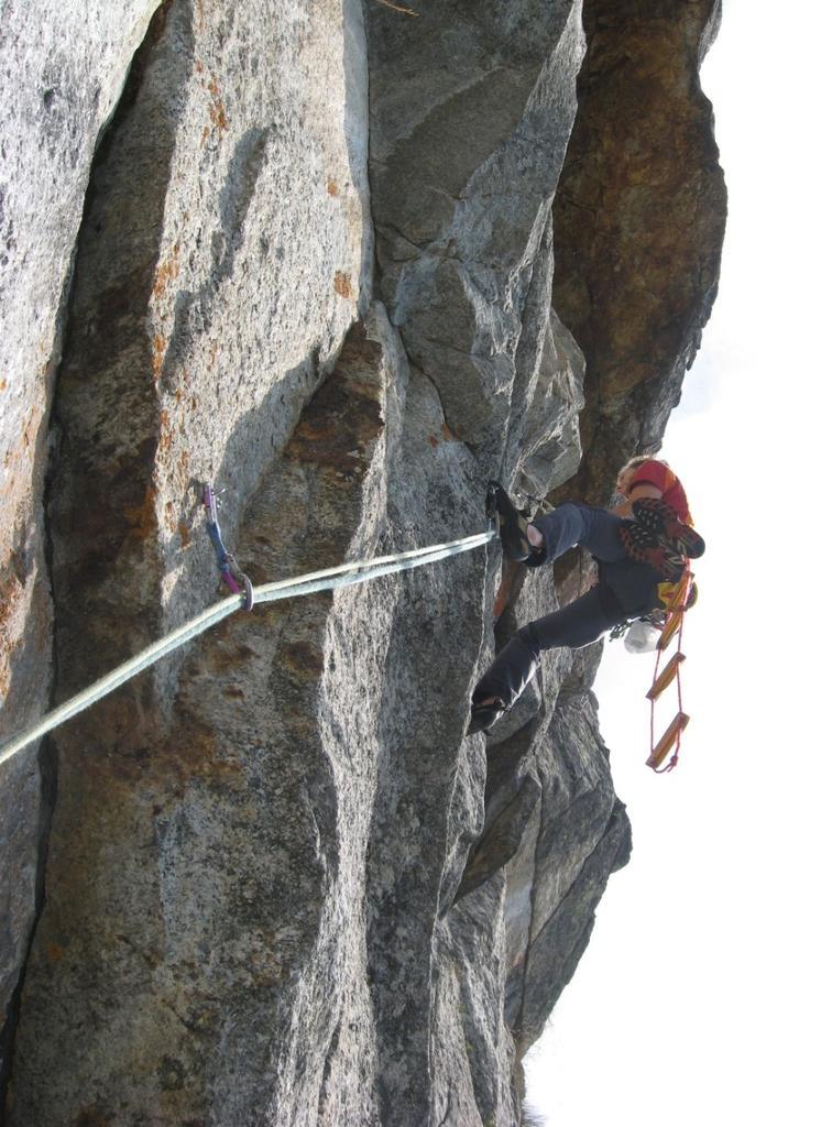 Pelvo (Rocca del) Vertical limit 2009-08-06