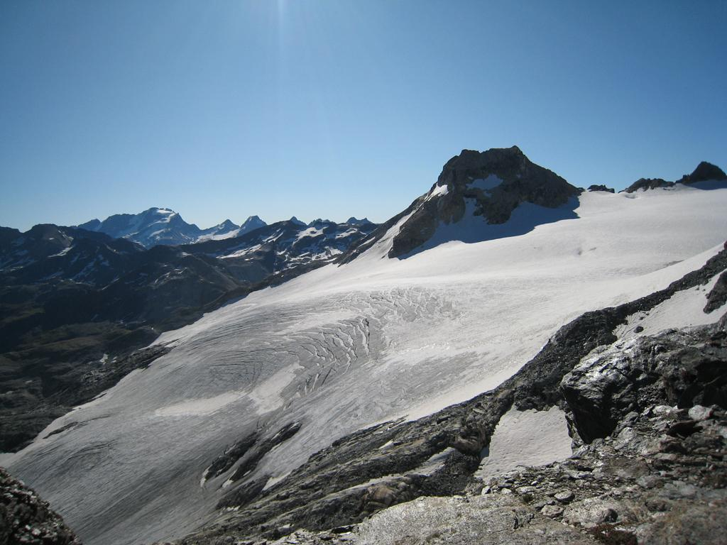 Granta Parei e ghiacciaio di Goletta