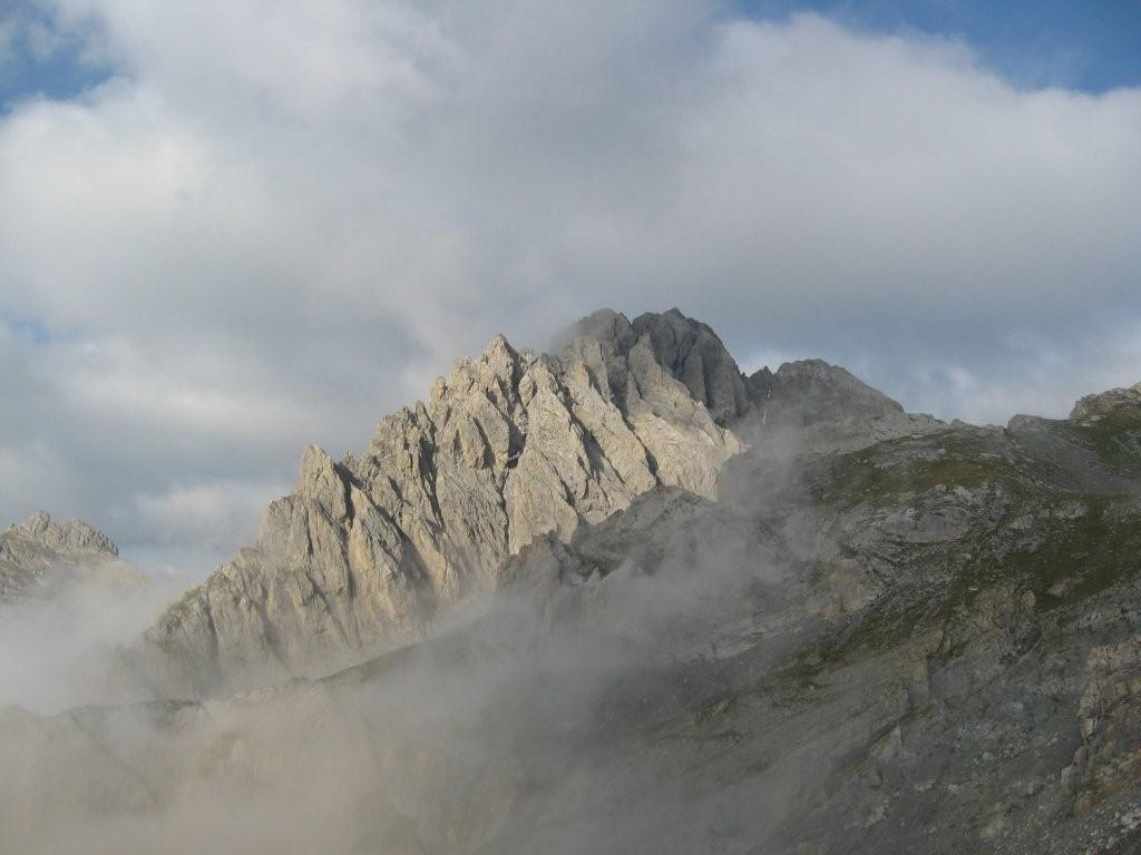 Oronaye tra le nuvole
