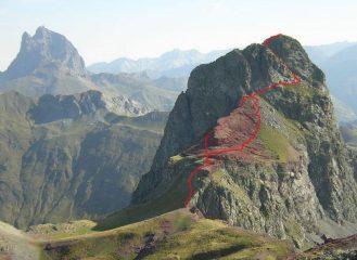 ANAYET (sul fondo Pic du Midi d'Ossau)