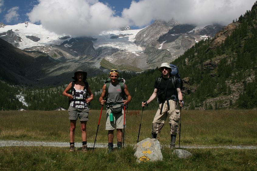 Val d'Ayas, Pian di Verra