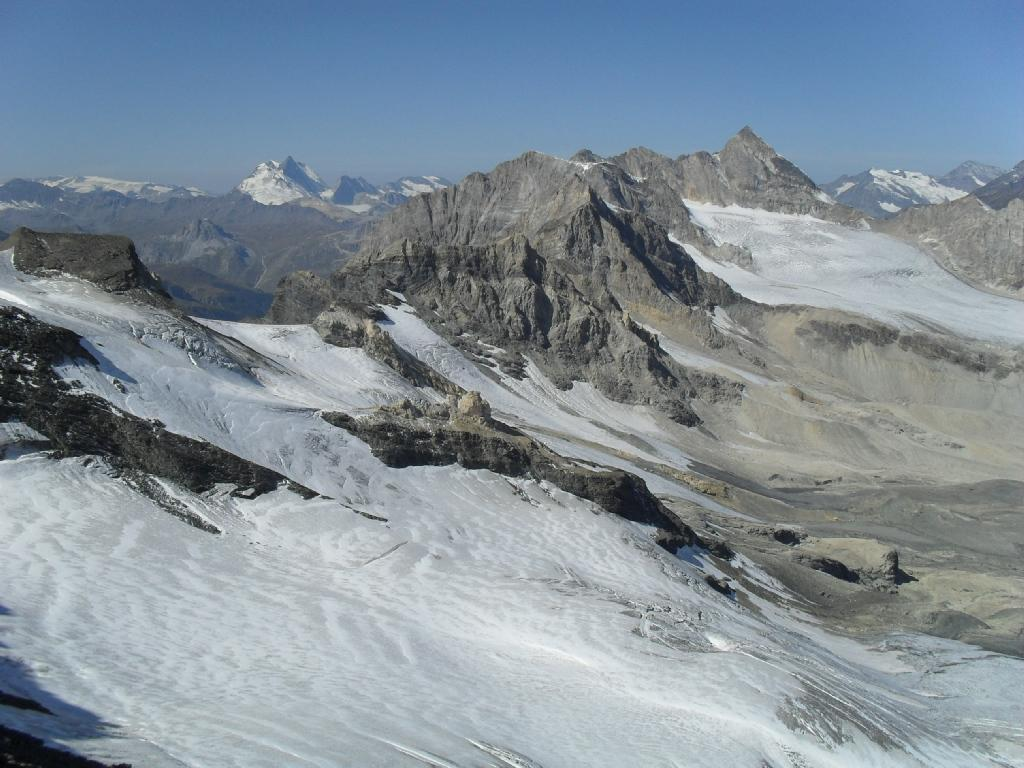 Panorama dalla punta