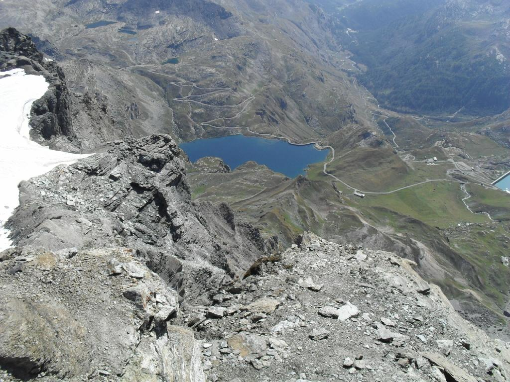Vista laghi dalla punta
