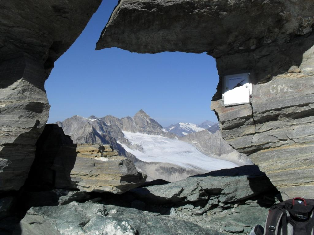 Panorama dal foro naturale
