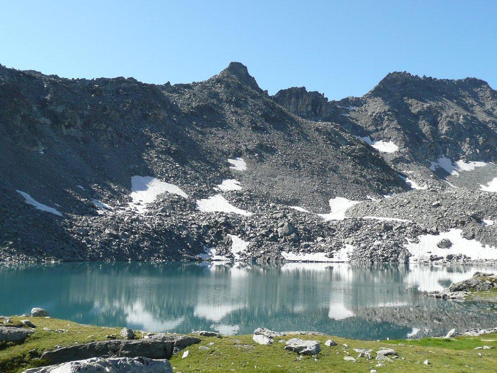 Lago Pietra Rossa.