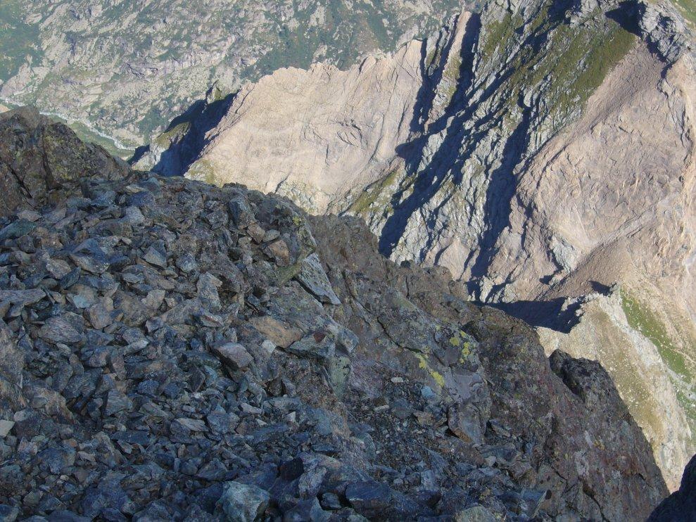 la via dalla cima